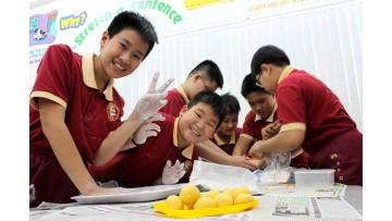 Trường THCS Quốc Tế Á Châu